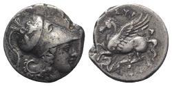 Ancient Coins - Sicily, Syracuse. Agathokles (317-289 BC). AR Stater, c. 317-306/5 BC.