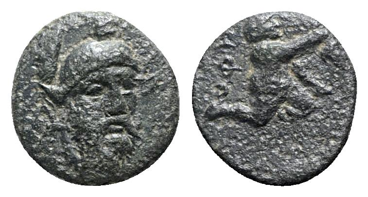 Ancient Coins - Troas, Ophrynion, 4th century BC. Æ.