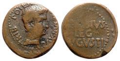 Ancient Coins - Augustus (27 BC-AD 14). Æ As - Emerita