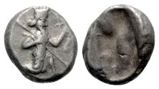 Ancient Coins - Achaemenid Kings of Persia, c. 450-375 BC. AR Siglos