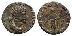 Ancient Coins - Quintillus (AD 270). Radiate - Rome - R/ Providentia