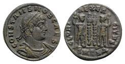 Ancient Coins - Constans (Caesar, 333-337). Æ - Thessalonica