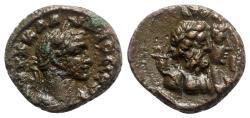 Ancient Coins - Claudius II (268-270). Egypt, Alexandria. BI Tetradrachm - year 2 - R/ Nilus with Euthenia