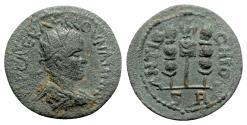 Ancient Coins - Valerian I (253-260). Pisidia, Antioch. Æ