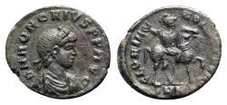 Ancient Coins - Honorius (393-423). Æ - Cyzicus