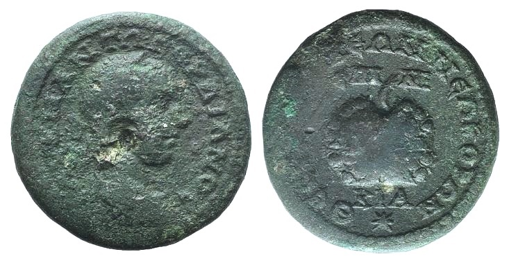 Ancient Coins - Gordian III (238-244). Macedonia, Thessalonica. AE 26mm
