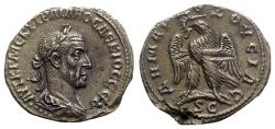 Ancient Coins - Trajan Decius (249-251). Seleucis and Pieria, Antioch. AR Tetradrachm