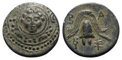 Ancient Coins - Kings of Macedon, Antigonos I Monophthalmos (King, 306/5-301 BC). Æ Unit