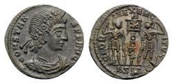 Ancient Coins - Constans (337-350). Æ - Siscia