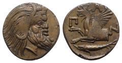 Ancient Coins - Cimmerian Bosporos, Pantikapaion, c. 310-304/3 BC. Æ