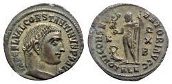 Ancient Coins - Constantine I (307/310-337). Æ Follis - Alexandria
