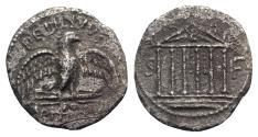 Ancient Coins - Petillius Capitolinus, Rome, 41 BC. AR Denarius