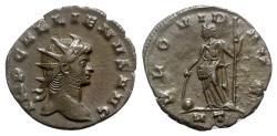 Ancient Coins - Gallienus (253-268). Antoninianus - Mediolanum - R/ Providentia