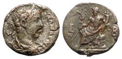 Ancient Coins - Severus Alexander (222-235). Egypt, Alexandria. BI Tetradrachm - year 12 - R/ Nilus