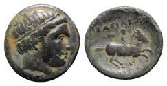 Ancient Coins - Kings of Macedon, Philip III Arrhidaios (323-317 BC). Æ Unit