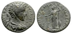 Ancient Coins - Commodus (117-192). Mysia, Pergamum. Æ - I. Pollion, strategos