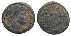 Ancient Coins - Constantine I (307/310-337). Æ Follis. Antioch, 330-5.