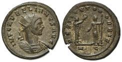 Ancient Coins - Aurelian (270-275). Radiate.  Cyzicus, 273-4.