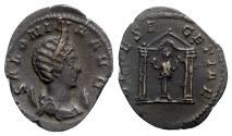 Ancient Coins - Salonina (Augusta, 254-268). AR Antoninianus - Colonia Agrippinensis - R/ Segetia