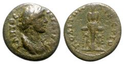 Ancient Coins - Phrygia, Tiberiopolis. Pseudo-autonomous issue, time of Hadrian (117-138). Æ