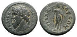 Ancient Coins - Lydia, Philadelphia. Pseudo-autonomous issue, c. AD 100-150. Æ - SCARCE