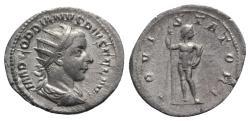 Ancient Coins - Gordian III (238-244). AR Antoninianus - Rome - R/ Jupiter