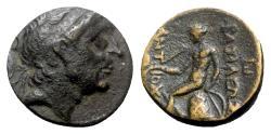 Ancient Coins - Seleukid Kings, Antiochos I (281-261 BC). Æ
