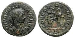 Ancient Coins - Aurelian (270-275). Æ As - Rome