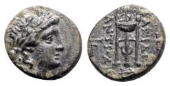 Ancient Coins - Seleukid Kings, Antiochos II (261-246 BC). Æ