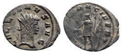Ancient Coins - Gallienus (253-268). Antoninianus - Rome - R/ Mars