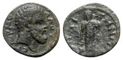 Ancient Coins - Lydia, Hypaepa. Pseudo-autonomous issue, time of Commodus (177-192). Æ - Hermolaos II Theophilou, strategos