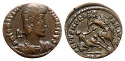 Ancient Coins - Constantius Gallus (Caesar, 351-354). Æ Centenionalis - Alexandria
