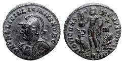 Ancient Coins - Licinius II (Caesar, 317-324). Æ Follis - Heraclea