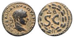 Ancient Coins - Elagabalus (218-222). Seleucis and Pieria, Antioch. Æ