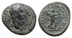 Ancient Coins - Domitian (81-96). Pamphylia, Perge. Æ