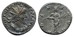 Ancient Coins - Victorinus (260-269). AR Antoninianus - Colonia Agrippinensis - R/ Salus
