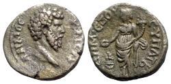 Ancient Coins - Aelius (Caesar, 136-138). Egypt, Alexandria. BI Tetradrachm - year 2