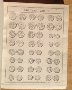 Ancient Coins - Ruding, R., Annals of the Coinage of Great Britain and its Dependencies from the earliest period of authentick history to the end of the fiftieth year of the reign of his present M