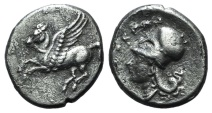 Bruttium, Lokroi Epizephyrioi, c. 350-275 BC. AR Stater