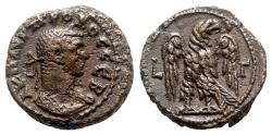 Ancient Coins - Probus (276-282). Egypt, Alexandria. BI Tetradrachm. Eagle.