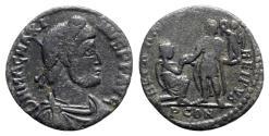 Ancient Coins - Magnus Maximus (383-388). Æ - Arelate