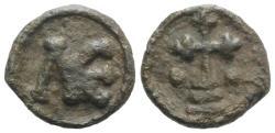 Ancient Coins - Leo VI the Wise. 886-912. Æ 17mm. Cherson mint.