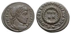 Ancient Coins - Constantine I (307/310-337). Æ Follis - Treveri