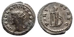 Ancient Coins - Claudius II (268-270). Antoninianus - Antioch - R/ Virtus