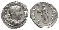 Ancient Coins - Gordian III (238-244). AR Denarius - Rome - R/ Venus
