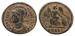 Ancient Coins - Commemorative Series, c. 330-354. Æ Follis. Antioch, 335-7.