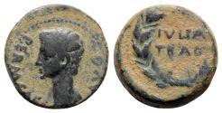Ancient Coins - Augustus (27 BC-AD 14). Spain, Julia Traducta. Æ As