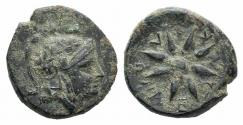 Ancient Coins - Troas, Kolone, 4th century BC. Æ 16mm