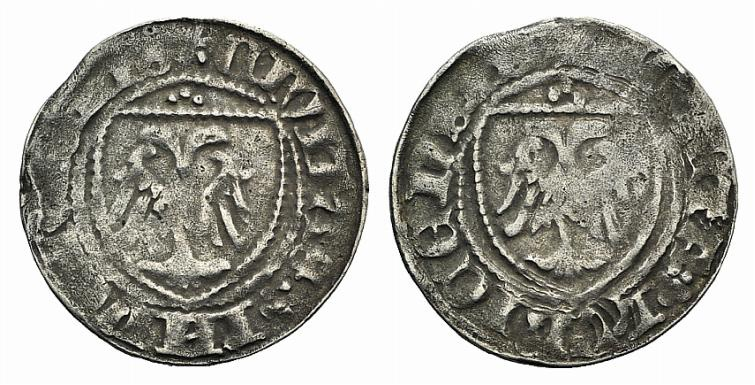 World Coins - Germany, Lubeck, after 1403. AR Sechsling