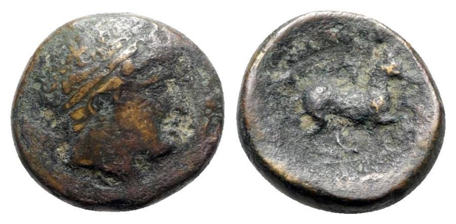 Ancient Coins - Kings of Macedon, Philip II (359-336). Æ